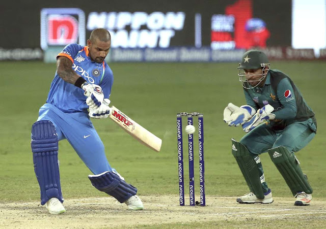 India Win Over Pak in Asia Cup Tie By 9 Wickets