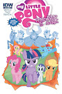 My Little Pony Friendship is Magic #34 Comic Cover Retailer Incentive Variant