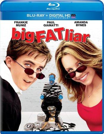 Big Fat Liar (2002) Dual Audio Hindi 720p BluRay