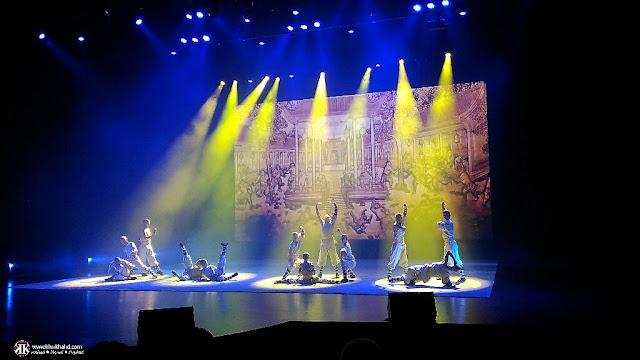 Soul Of Shaolin: Hui Guang's Story, Genting International Showroom,