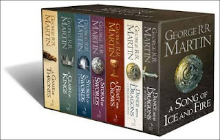 Game Of Thrones Book Series Review