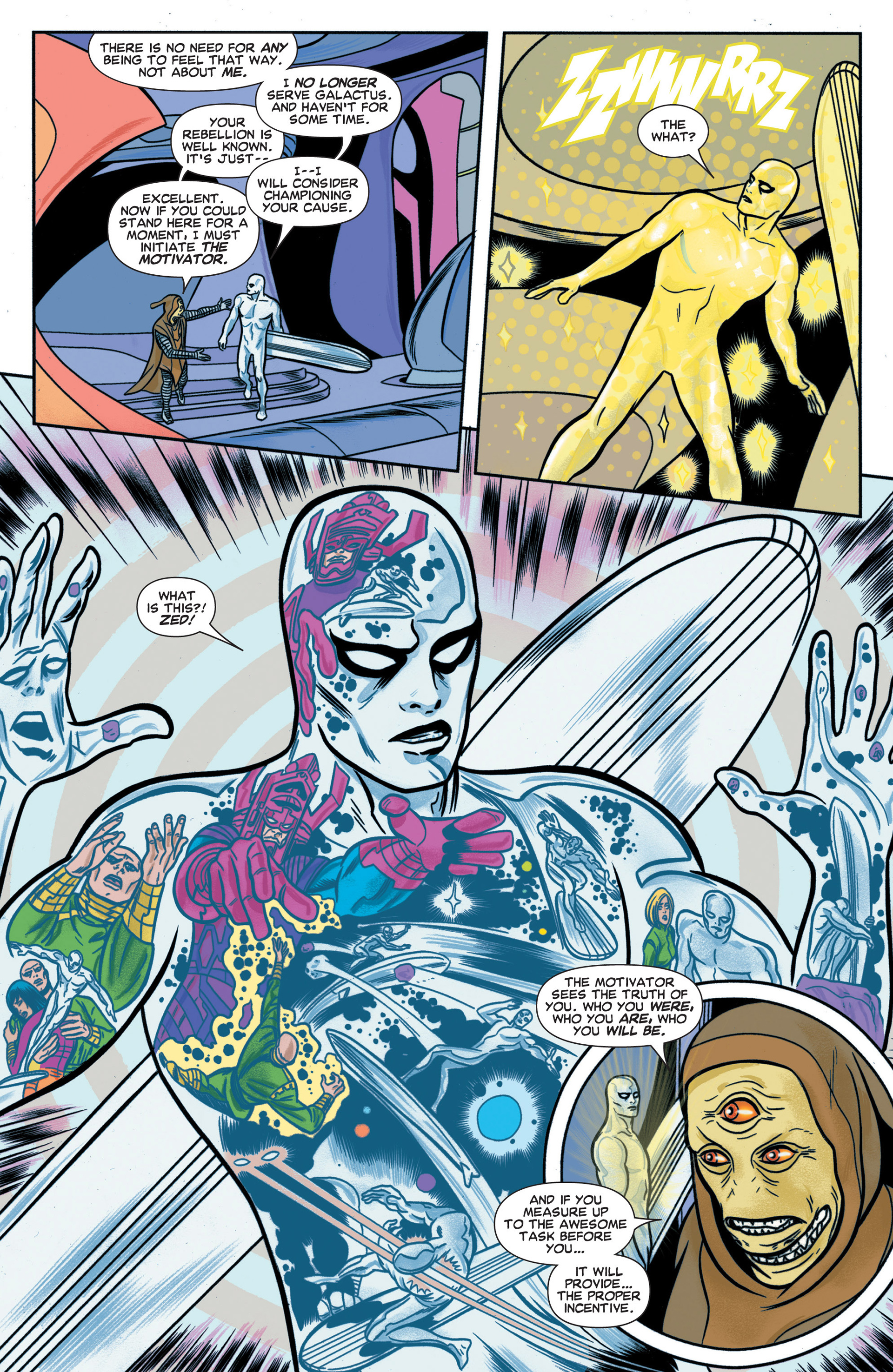 Read online Silver Surfer (2014) comic -  Issue #1 - 14
