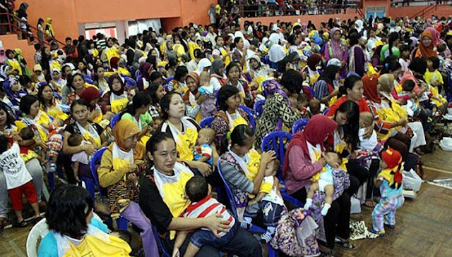 Husbands play key role in breastfeeding: Expert