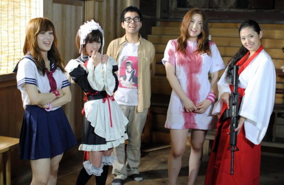 Rape Zombie Lust Of The Dead 2012 By Naoyuki Tomomatsu Asian