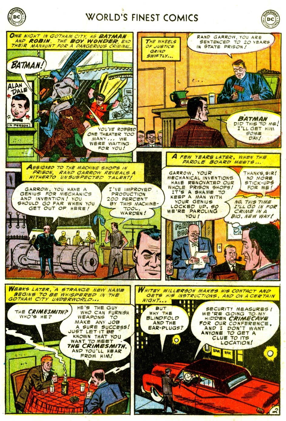 Read online World's Finest Comics comic -  Issue #68 - 55