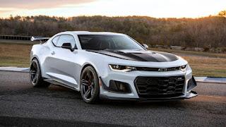 2020 Chevy Camaro Design, prix et rumeurs de moteur