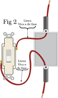 simple switch Connection and Installation of a Parallel Circuit