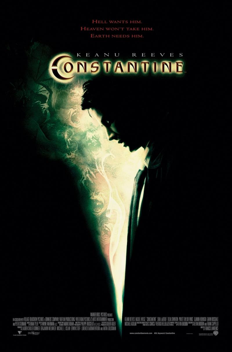 Constantine คอนสแตนติน คนพิฆาตผี [HD][พากย์ไทย]