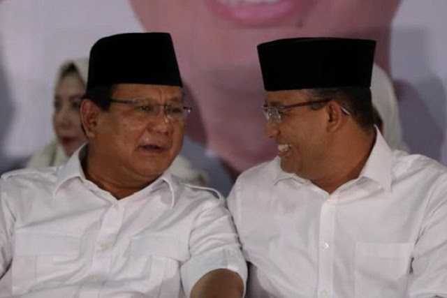 Belum Terbukti Becus Urus Jakarta, PKS Sudah Memberi Lampu Hijau Anies Untuk Maju Mendampingi Prabowo di Pilpres, Syaratnya....