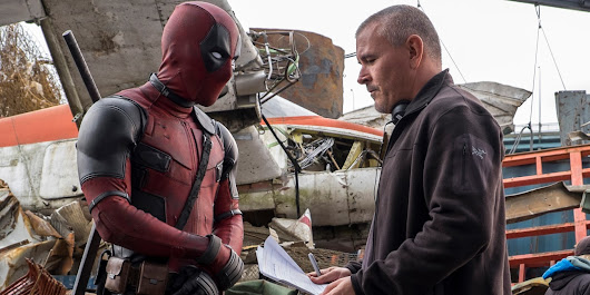 "[Movies] Director Tim Miller Helms ""Deadpool"" - Mix of Everything"