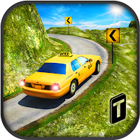 Taxi Driver 3D: Hill Station Mod Apk v1.5 Full version