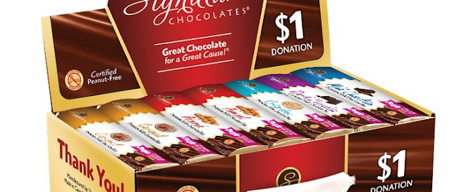 fundraising chocolate bars canada
