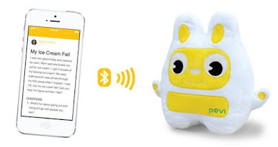 Povi smart connected storytelling toy