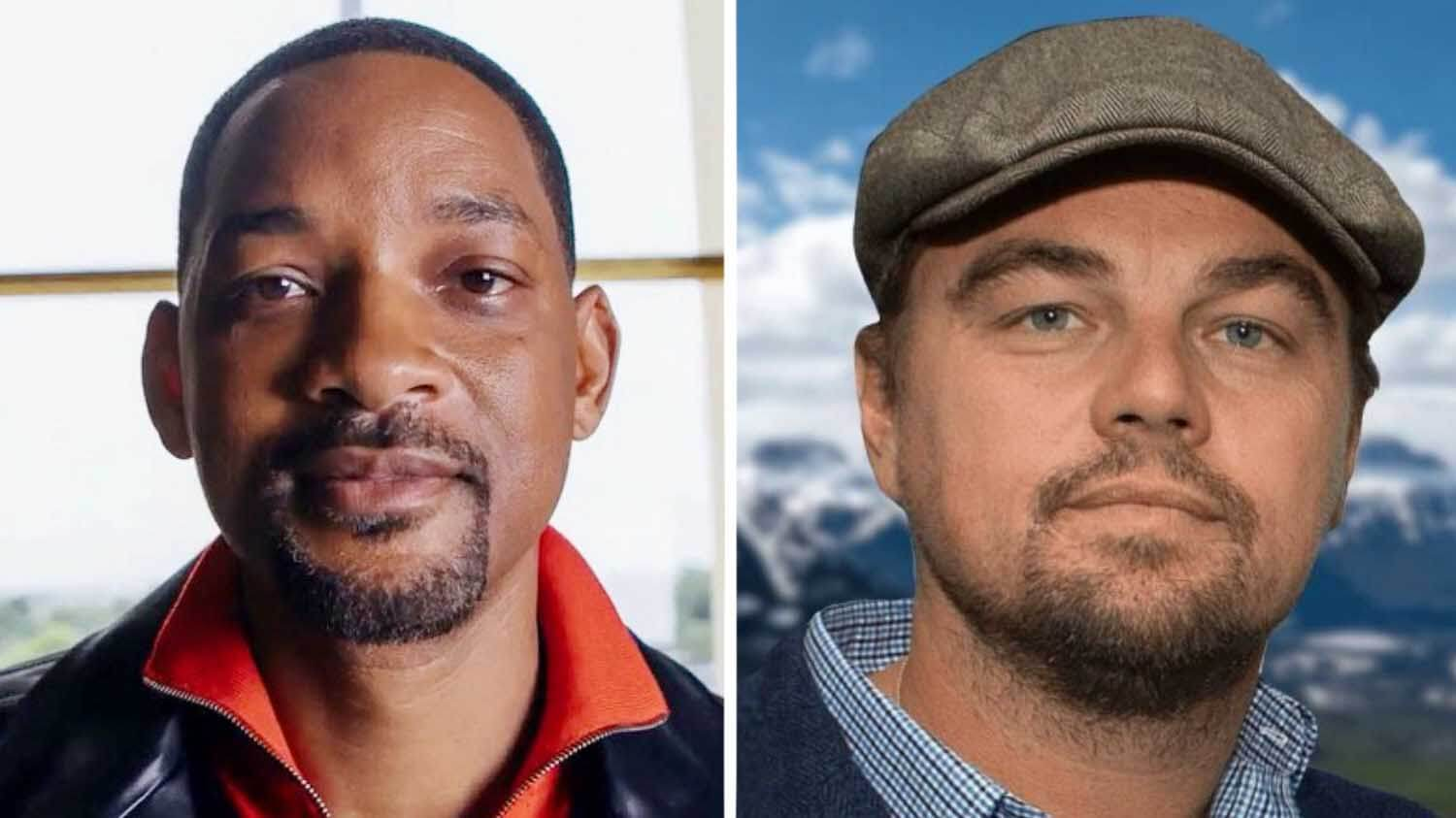 Leonardo DiCaprio Teamed Up With Will Smith To Save The Amazon Rainforest