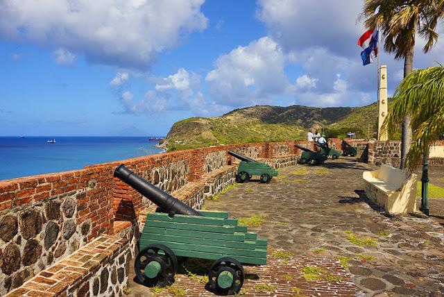 Oranjestad, St Eustatius