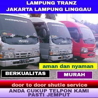 Travel Pahoman Lampung Tujuan Ke Jakarta Antar Jemput Ke Alamat