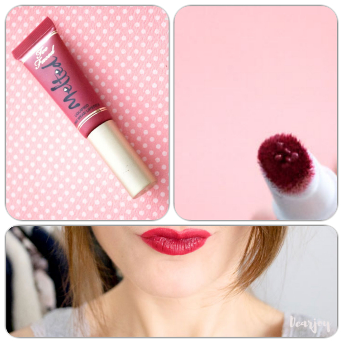 Revue : Melted Too Faced