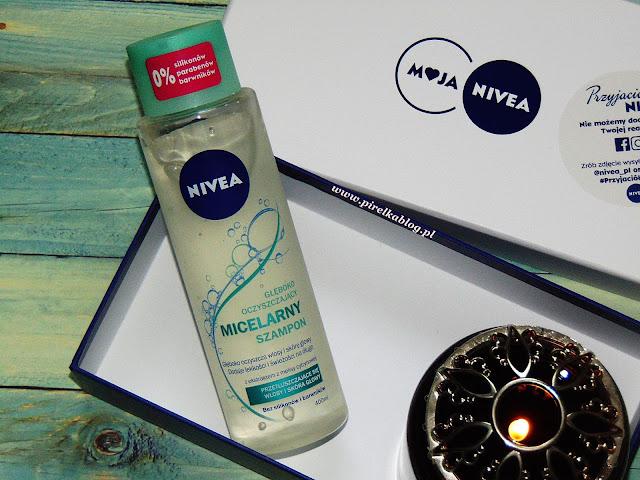 Nivea szampon micelarny