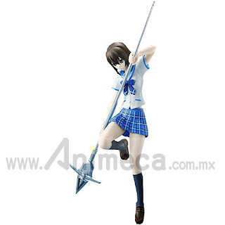 Yukina Himeragi Dengeki Bunko Fighting Climax High Grade Figure Strike the Blood