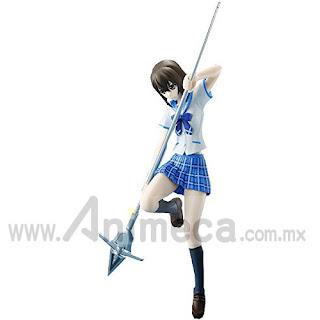 Yukina Himeragi Dengeki Bunko Fighting Climax High Grade Figure Strike the Blood