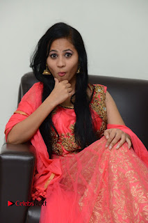 Aasha Rakul Pictures in Red Long Dress at Vetade Puli Audio Launch ~ Celebs Next