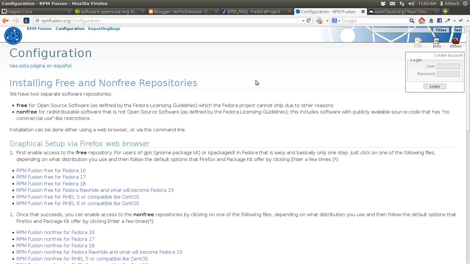 Firefox Rpm