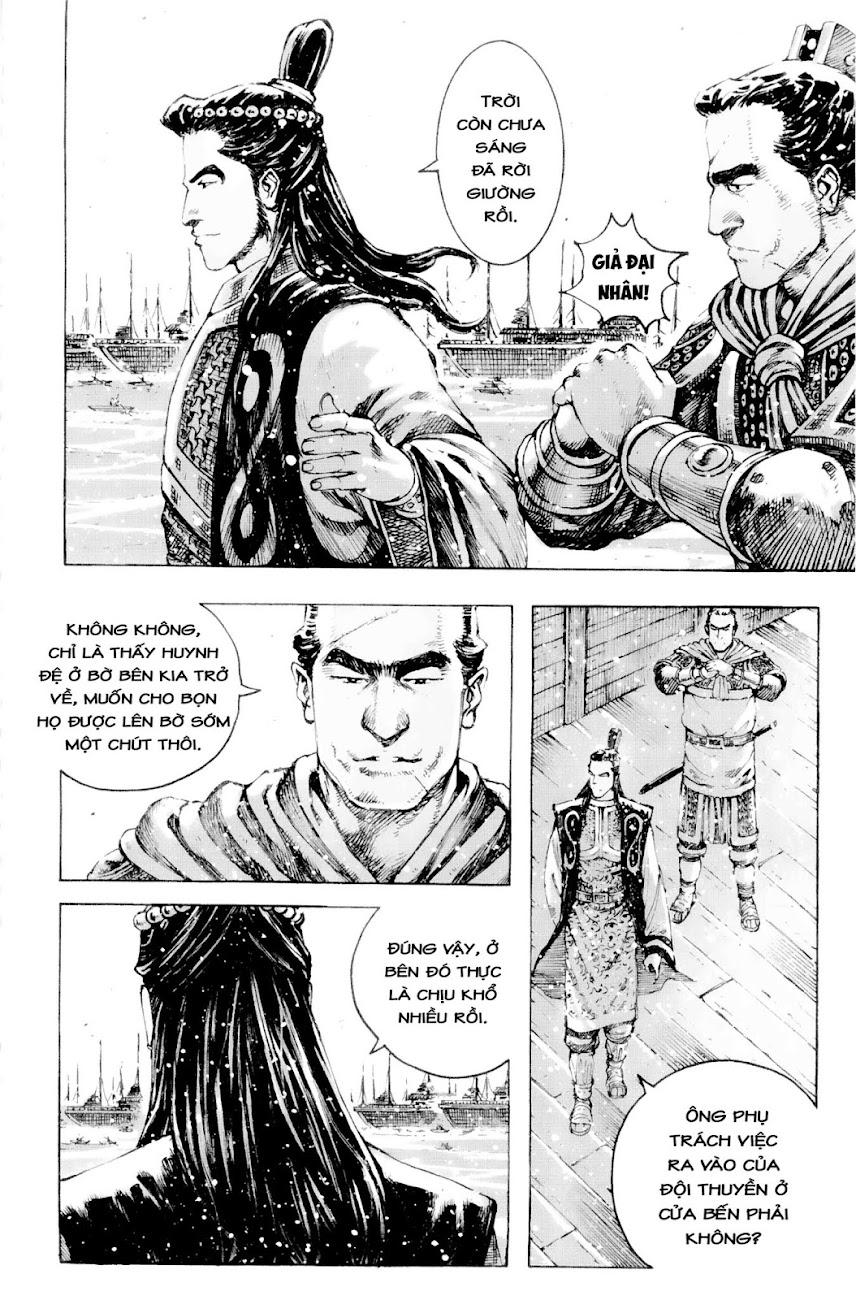 Hỏa phụng liêu nguyên Chương 404: Đệ nhất tiểu tướng [Remake] trang 10