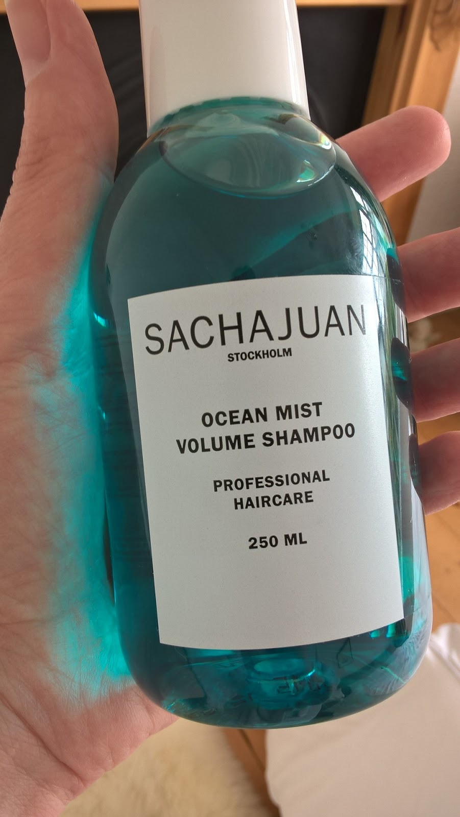 shampoos for thinning and fine hair - Sachajuan Ocean Mist Volume Shampoo