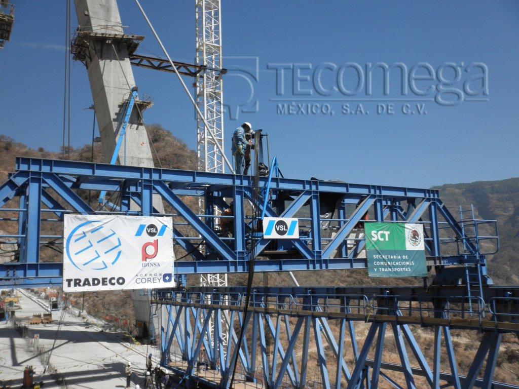 Estructuras Metalicas Tecomega Estructura Metalica Puente Baluarte