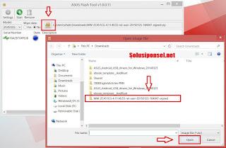 Cara Flashing Asus Zenfone C Z007 | Asus ZC451CG