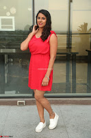 Shravya Reddy in Short Tight Red Dress Spicy Pics ~  Exclusive Pics 025.JPG