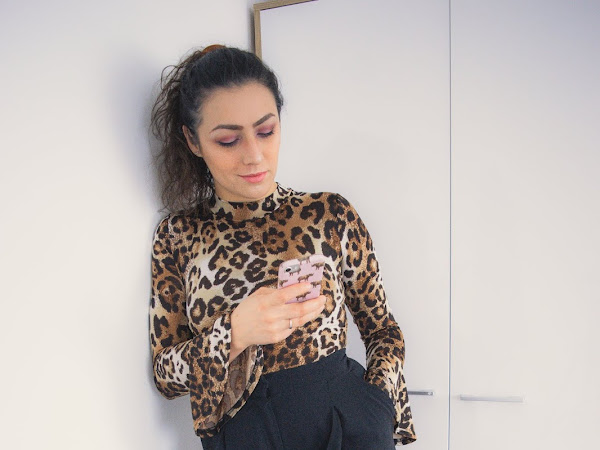What Cat Wore: Leopard Print