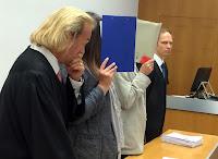 Изнасилование ребёнка в Германии