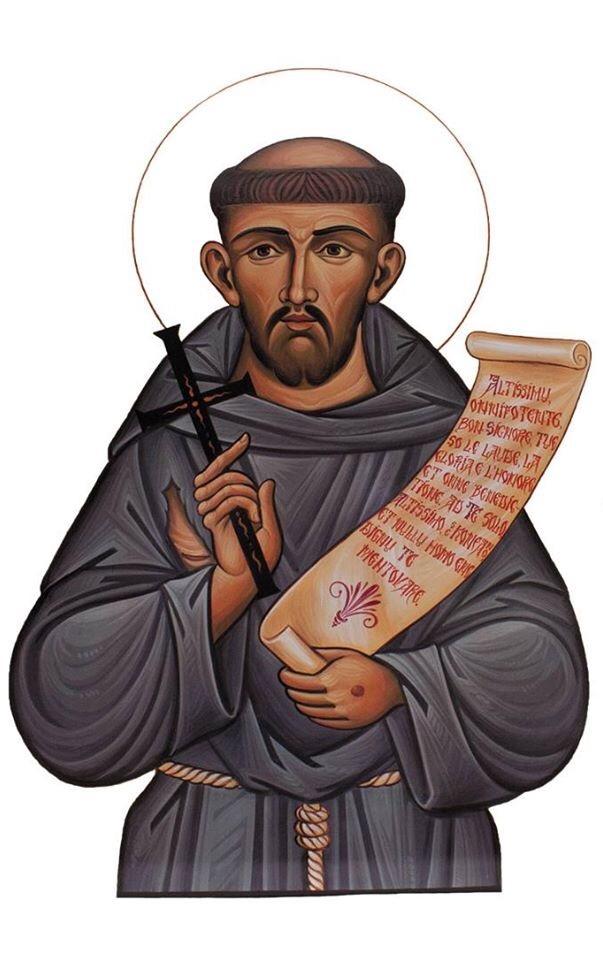 01fc51e612d Francisco (Juan de Bernardone) nació en Asís a finales de 1181 o principios  de 1182. Pertenecía a una familia rica. Su padre