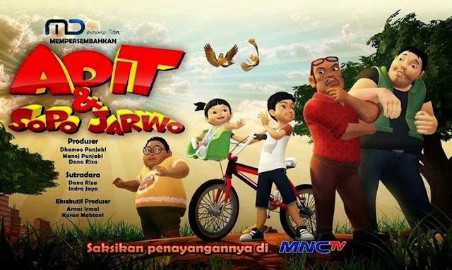 Film Animasi Indonesia Terbaik