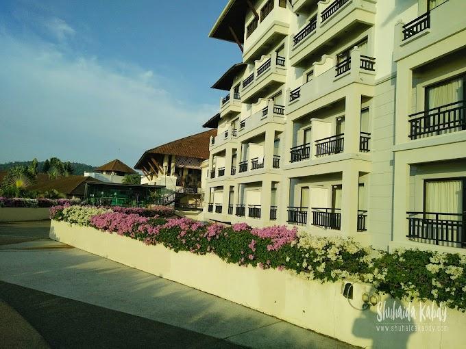 Cuti-Cuti Ke Hotel Swiss Garden Resort & Spa Damai Laut Lumut ~ Sambung Cuti Lagi