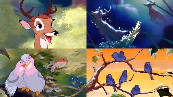 Bambi Disney Top Songs