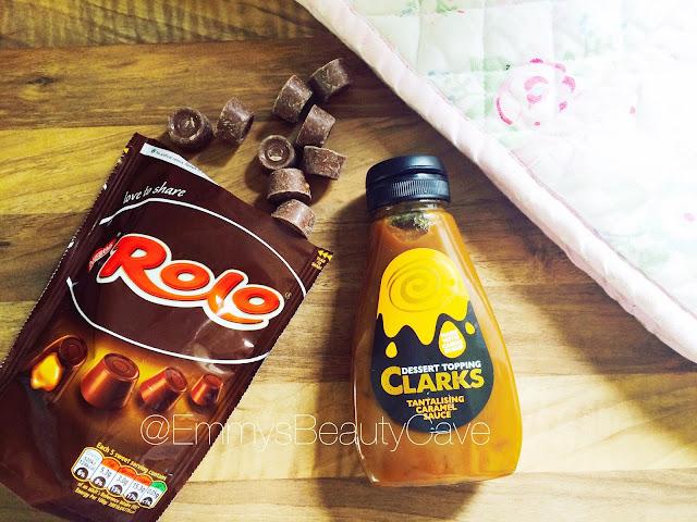 Rolo Cupcakes Recipe