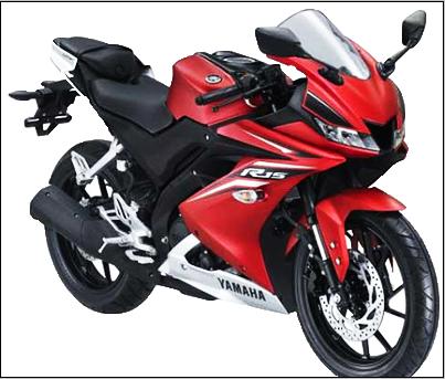 Spesifikasi Lengkap dan Harga Yamaha R15 155 Terbaru 2017