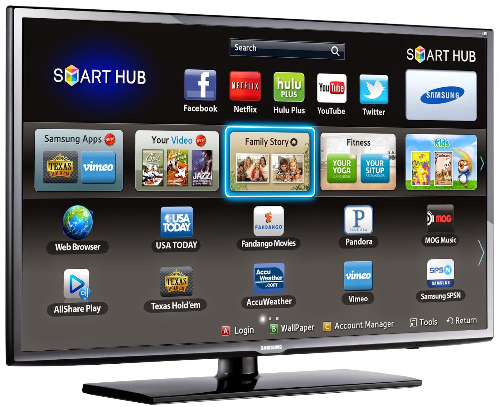 Tips Memilih Ukuran TV yang Tepat