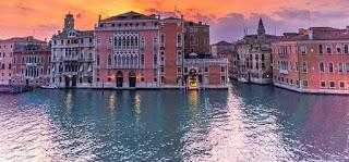Teatro La Fenice, free tour caminando en venecia