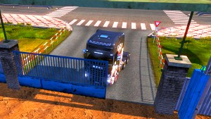 Animated Gates in Companies mod 1.6.1 by Schumi