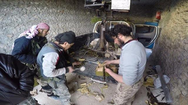 Siria acusa a Turquía de facilitar acceso de terroristas a armas químicas
