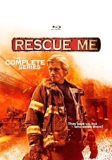 Rescue Me The Complete Series Blu-Ray