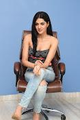 sakshi chowdary at selfie raja event-thumbnail-17