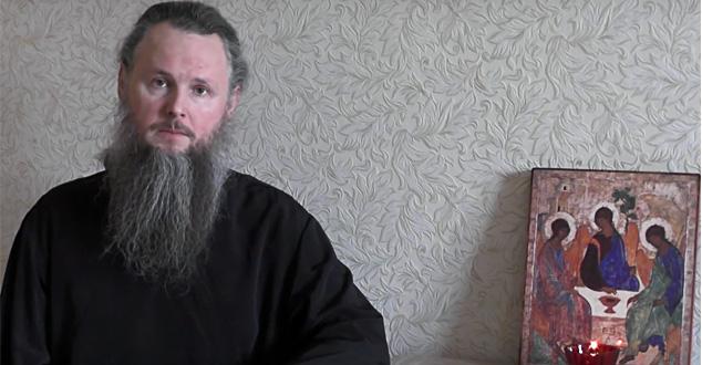 Ђакон Генадиј руском патријарху - Од сад сте за мене лажни епископ и лажни патријарх!