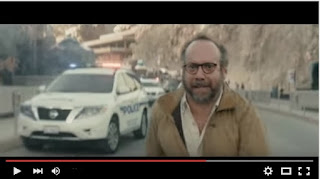 After Effects Chroma key Paul Giamatti Terremoto A Falha de San Andreas Brad Peyton Warner Bros