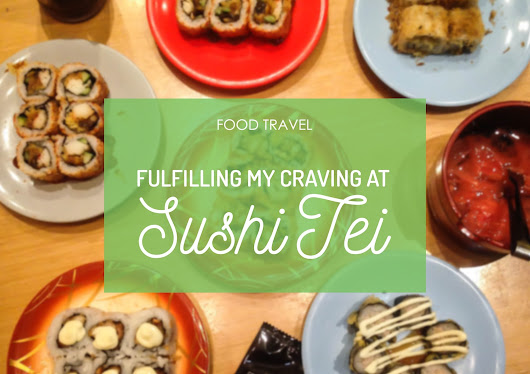 degortez: Food Travel // Sushi Tei