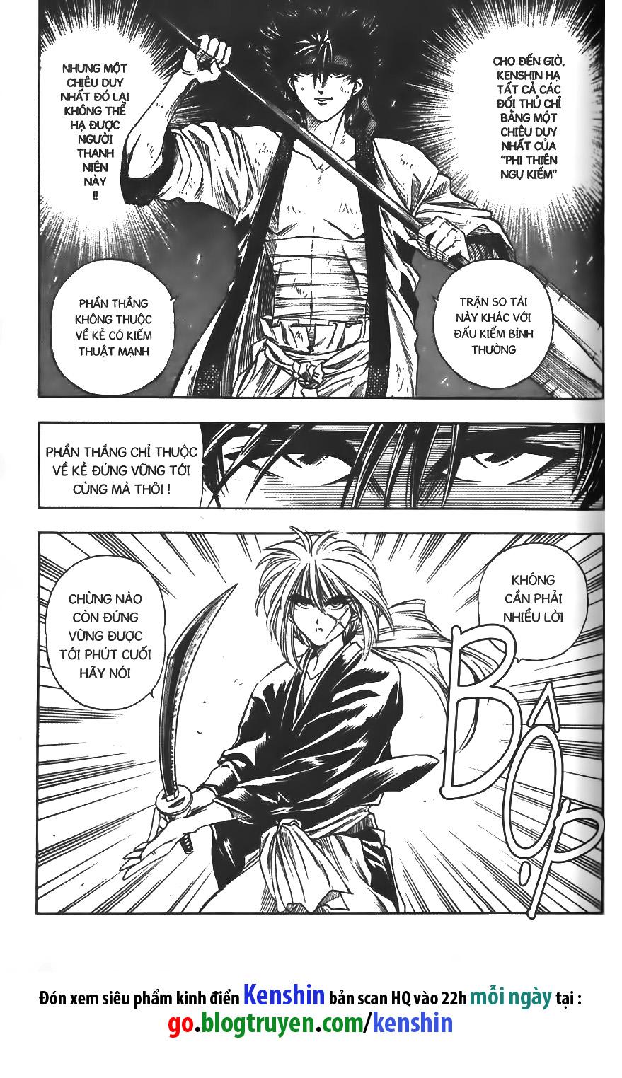 Rurouni Kenshin chap 6 trang 23