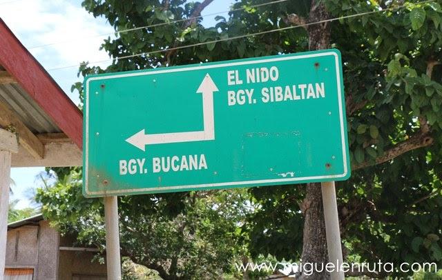 Salida-Barangay-Bucana